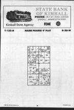 Map Image 052, Stearns County 1989